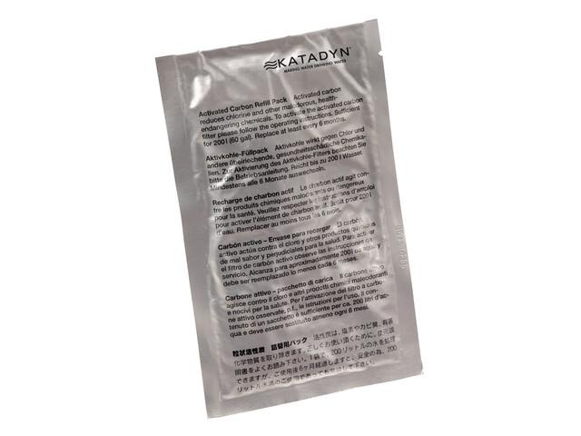 Katadyn Combi Filter - Filtre à eau - 2 stk. argent